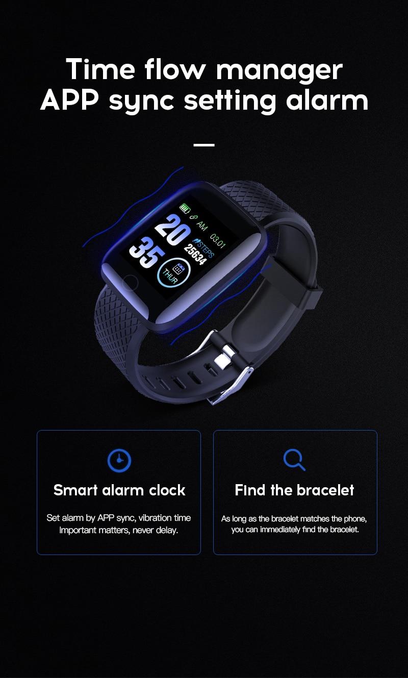 Smartwatch intelligente orologio con frequenza cardiaca e pressione sanguigna contapassi e conta calorie per dimagrimento e mantenersi in forma con app multilingua per Android iOS.