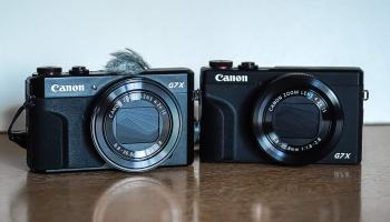 Canon G7X MK3 vs Canon G7X mk2 Video Comparison