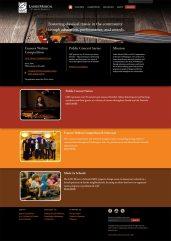Ladies Musical Club website