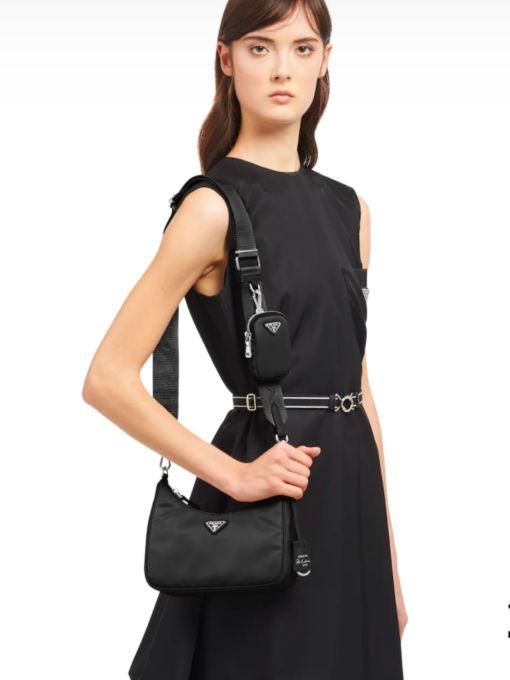 Dior Saddle noir