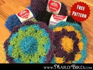 New Scrubby Yarn Marly Bird