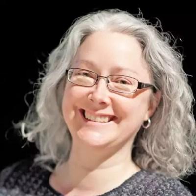 Knitwear Designer and Teacher Sarah Peasley