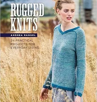 Rugged Knits author Andrea Rangel