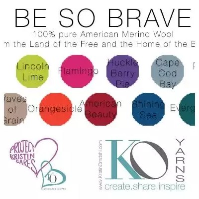 Be So Brave with Kristin Omdahl