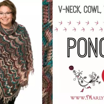 Marly Bird Crochet-along Section 4