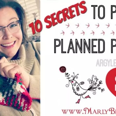 10 Secrets to Perfect Planned Pooling in Crochet