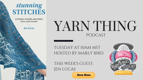 Yarn Thing Podcast with Marly Bird