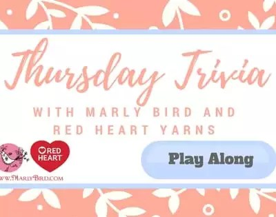 Thursday Trivia with Marly Bird 9/14/17 to 9/20/17