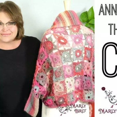 Announcing the 2017 Crochet Along with Marly Bird