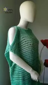 Crochet Coraline's Endless Summer