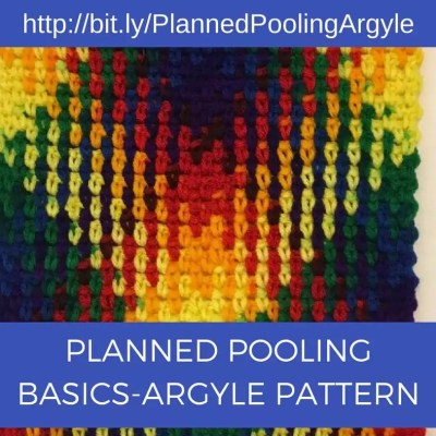 Planned Pooling Crochet Basics-Basic Crisscross Pattern