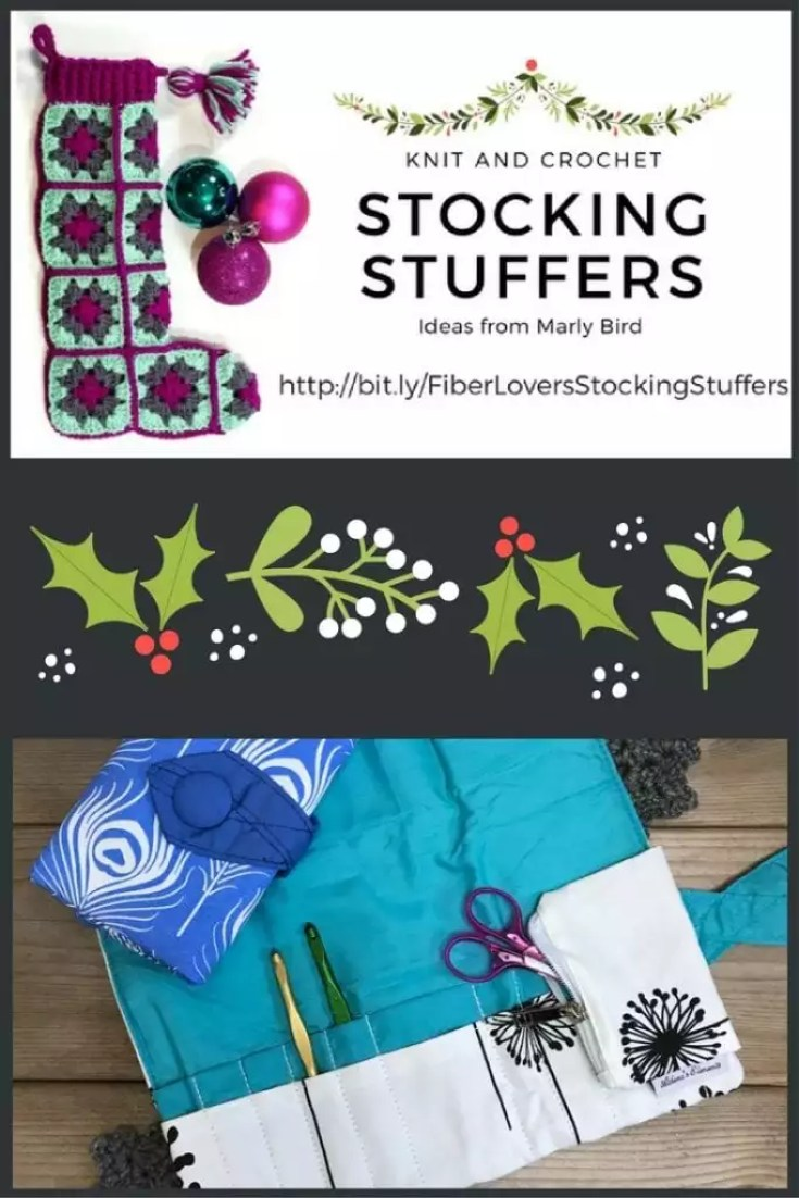 Knit and Crochet Gift Ideas with Athena's Elements