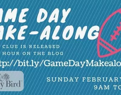 Game Day Make-Along