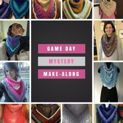 After Party for the 2018 Game Day Mystery Make-along