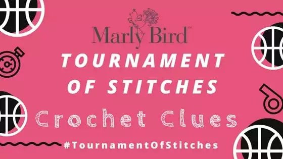 Tournament of Stitches Crochet Clues