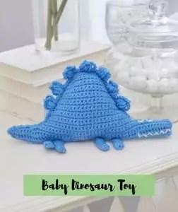 Baby Dinosaur Toy