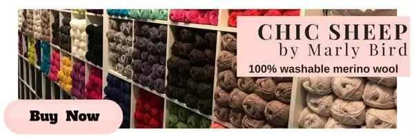 Shop Chic Sheep by Marly Bird-100% Merino Wool Yarn