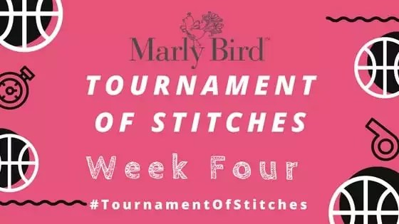 Marly Bird Tournament of Stitches Mystery Make-Along Week 4 Clue