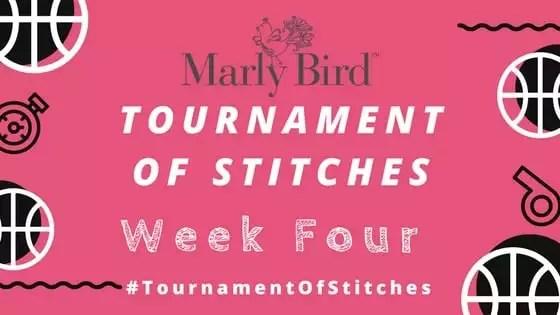 Marly Bird Tournament of Stitches Week 4 Clue