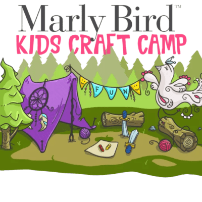 Marly Bird's Kids Craft Camp 2018
