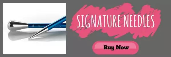 Purchase Signature Needles