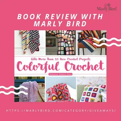 Dream in Color With the New Book Colorful Crochet