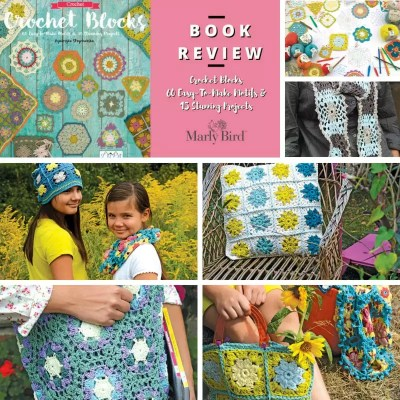 Crochet Blocks-One At a Time Can Build Big Projects