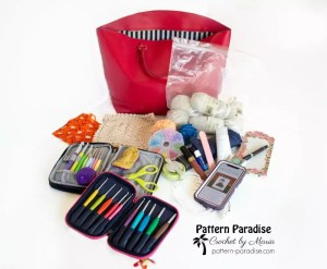 Pattern Paradise's Project Bag