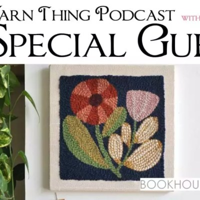 Punch Needle Art-A New Way to Use your Yarn