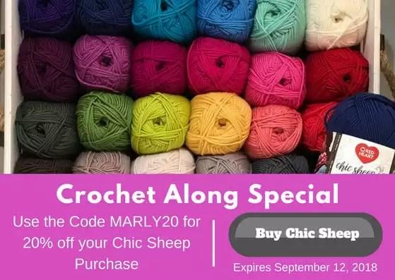 Crochet-along Special