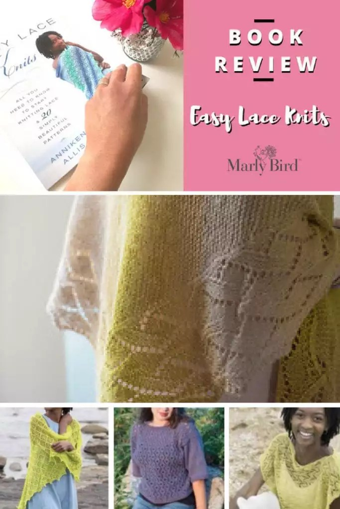 Lace Knitting 101 with Easy Lace Knits