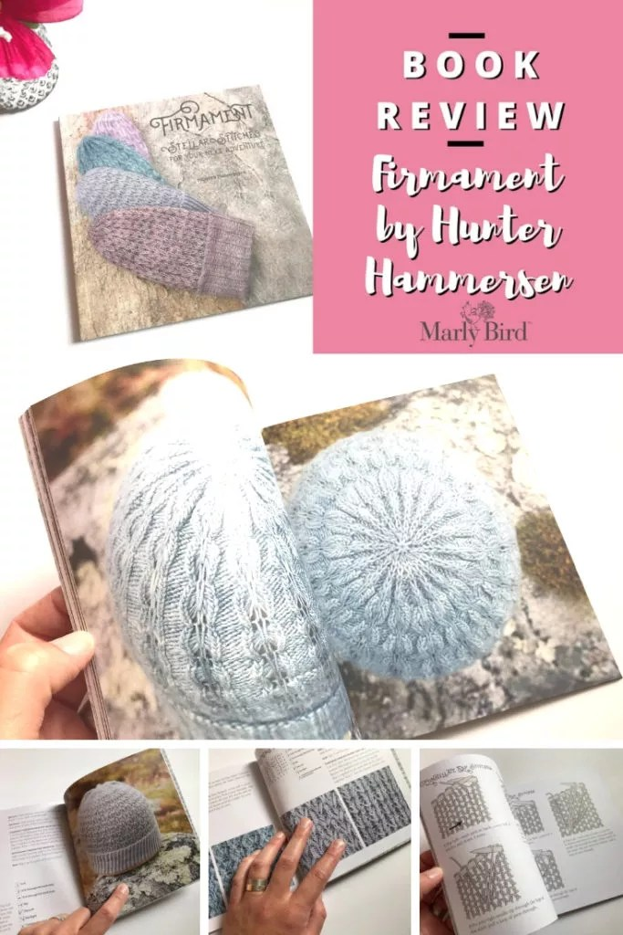 Purchase Hunter Hammersens new knitting book-Firmament