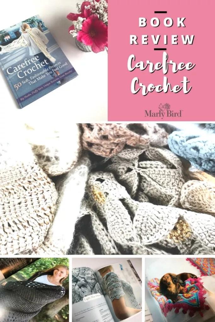Carefree Crochet Big Hooks Fluffy Yarn Unique Texture Great