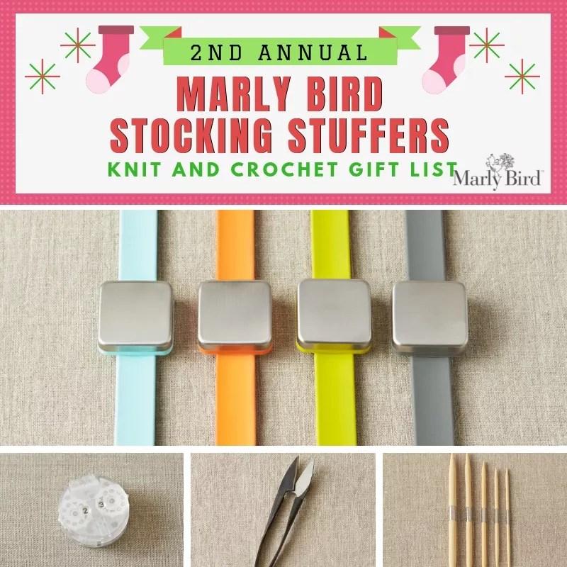 Knit and Crochet Stocking Stuffers-COCOKnits