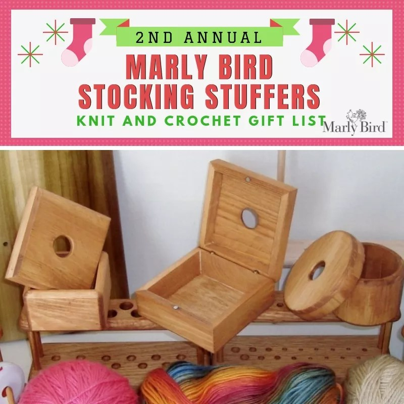 Stocking Stuffers for knitters and crocheters-Chetnanigans