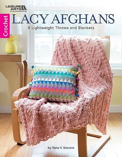 Purchase Lacy Afghans