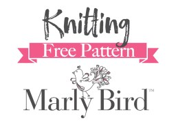 FREE Knitting Patterns by Marly Bird