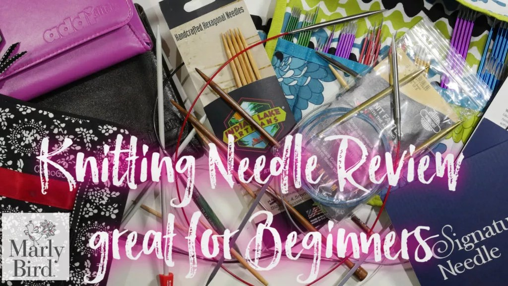 The Best Knitting Needle Review -- Great for Beginner Knitter -- 2018