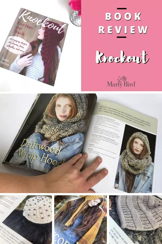 Book Review-Knockout, Knit Hats and Hoods