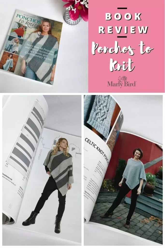 Book Review-Ponchos to Knit