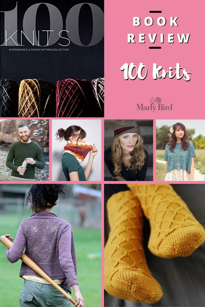 100 Knits the ultimate collection of knit patterns-book review