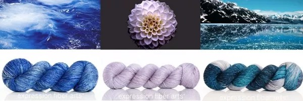 Expression Fiber Arts website