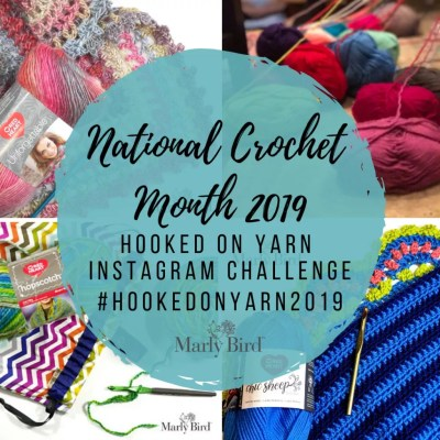 National Crochet Month IG Challenge 2019