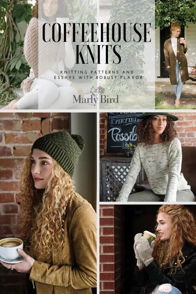 Book Review of Coffeehouse Knits-Knitting Pattern Book