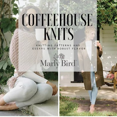 Knitting Book-Coffeehouse Knits