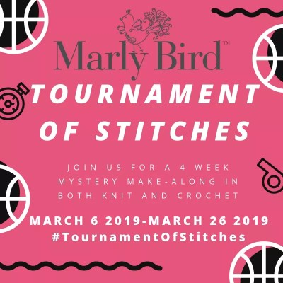 Tournament of Stitches 2019-Make-along