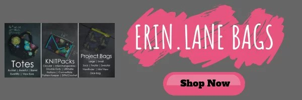 Purchase your own Erin.Lane Bags
