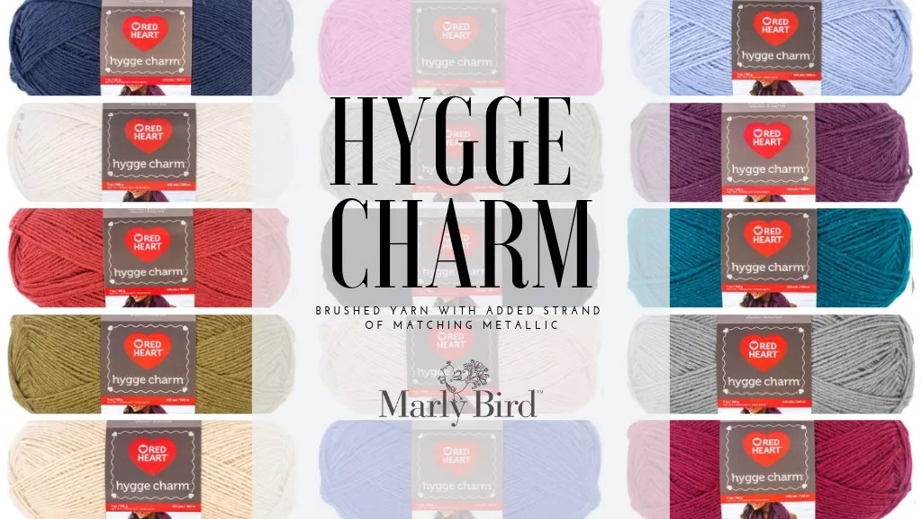 Yarn Review of Hygge Charm and Giveaway