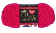 Red Heart With Love Metallic Yarn