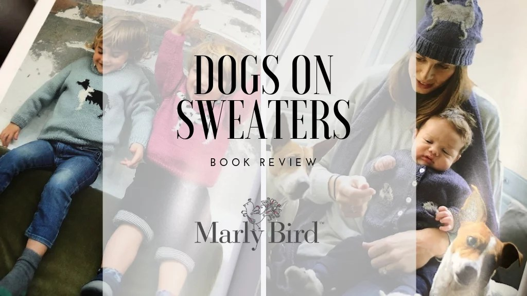 Book Review of Dogs on Sweaters